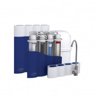 4-степенна система за обратна осмоза - EXITO-OSSMO