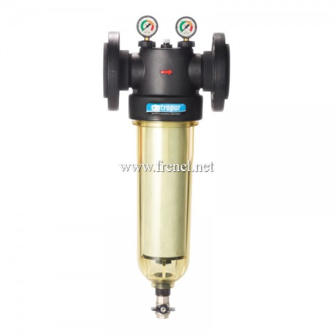 Механичен бързопочистващ филтър Cintropur NW 800