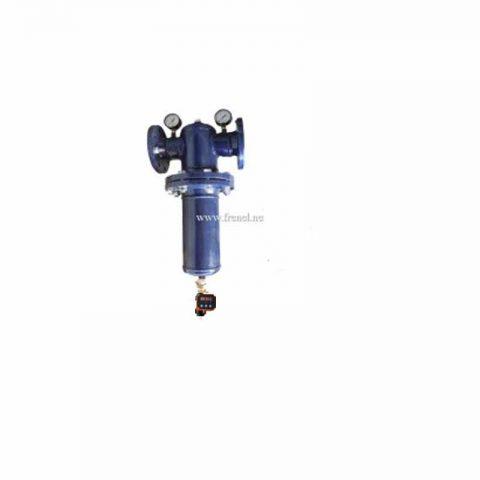 Самопочистващ механичен филтър с управление по време IWF-A