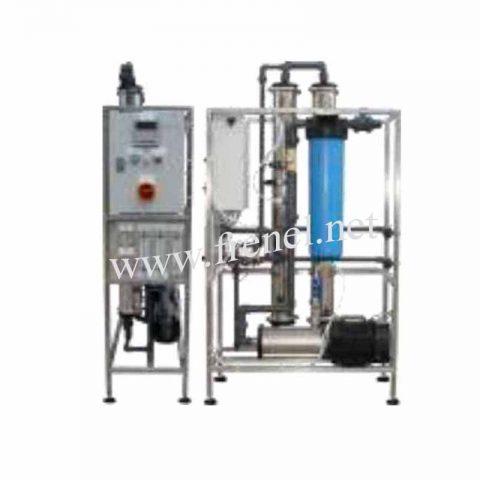 Системи за обратна осмоза с производителност RO-600-1500л/час