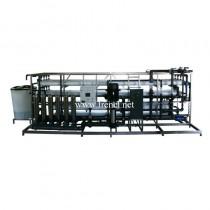 Обратна осмоза-RO 3000-25000 литра на час