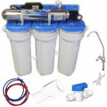 Система за бактериална обработка-CRYSTAL SAFETY WATER