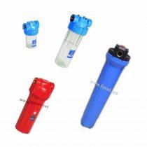 Филтърни колони за вода.