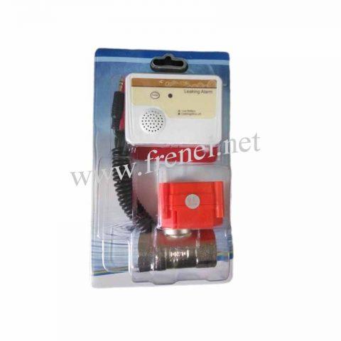 Сензор за теч във водопроводната система