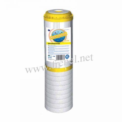 Комбиниран филтър омекотител и механичен филтър FCCST-STO