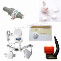 Регулатори на налягане, сензори за теч в системата