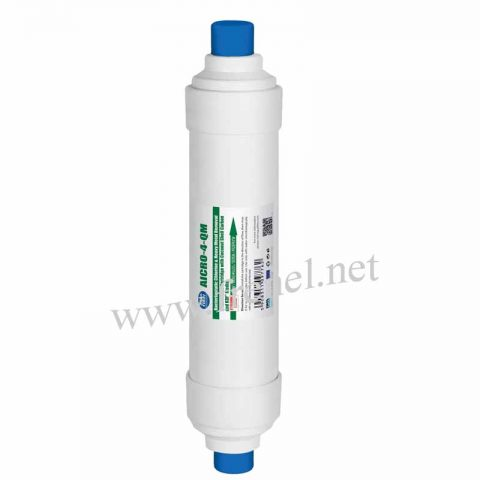 AICRO-4-QM- филтър за хладилник -с бързи връзки