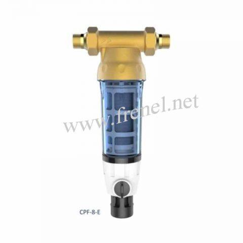 Механичен бързо почистващ се филтър-CP-8-E
