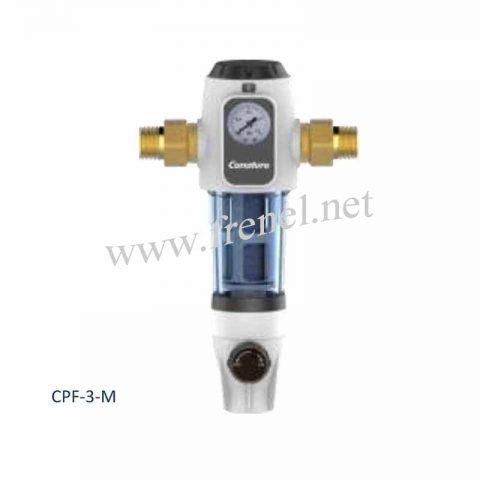 Механичен бързо почистващ се филтър-CP-3-М