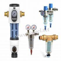 Механични бързо почистващи се филтри за вода