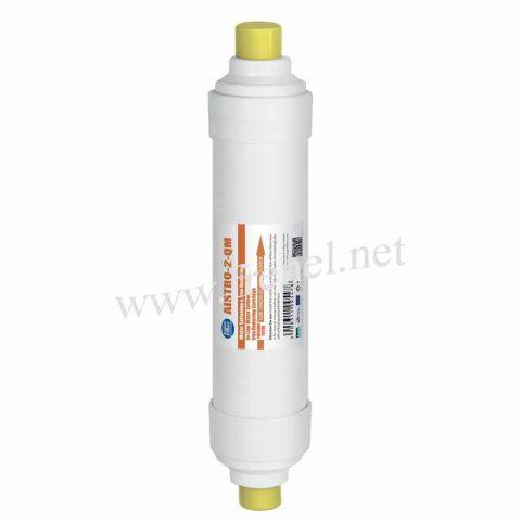 инеен филтър за отнемане на желязо,манган и омекотител AISTRO-2-QM