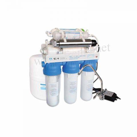 8-степенна система за обратна осмоза-FRO8-UV