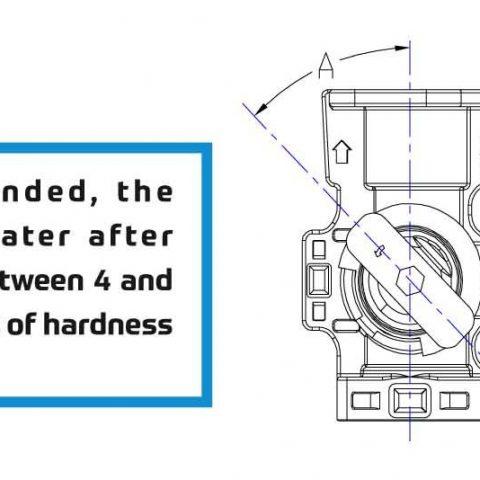 Автоматична омекотителна инсталация-WALL MOUNTED