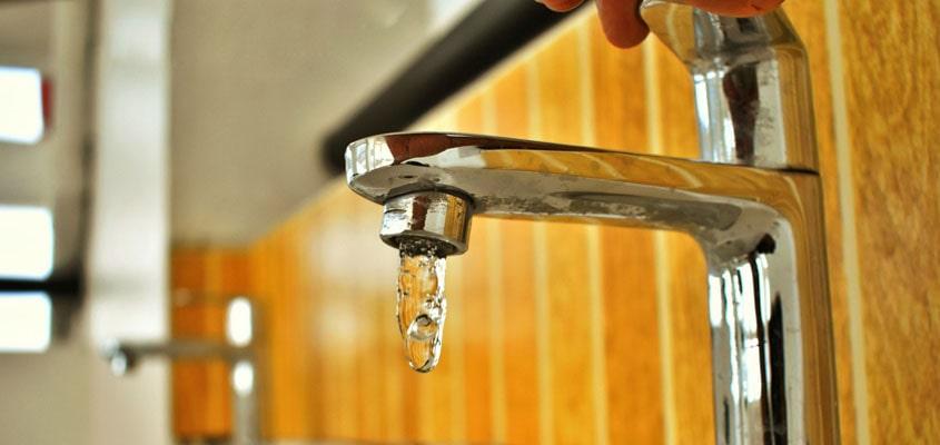Твърдост на водата по градове