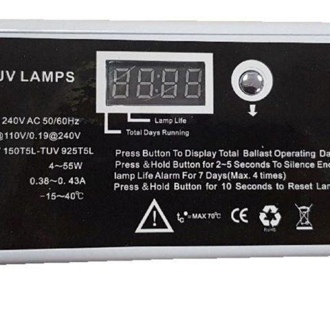 Контролер за UV системи-6-55W